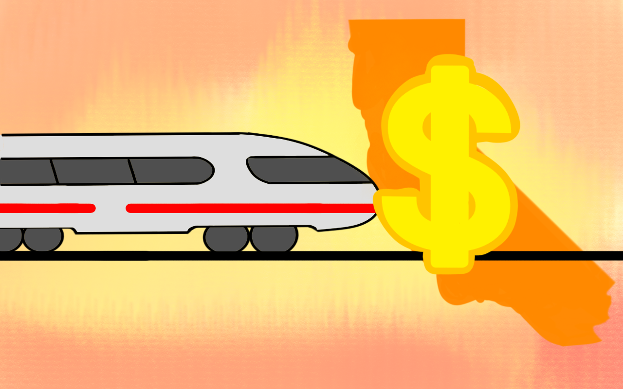 Not all Californians are eager to jump on the bullet train bandwagon