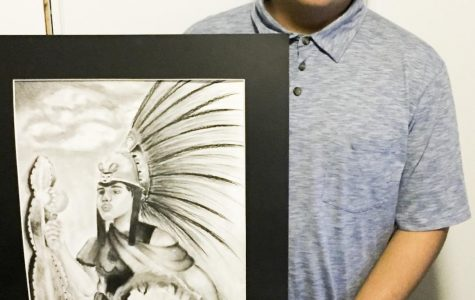 Ibarra reflects on sound and fury in his telling art pieces