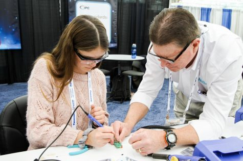 IPC builds future engineers at the APEX EXPO 2019