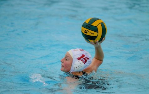 What happens underwater, stays underwater for Girls Water Polo
