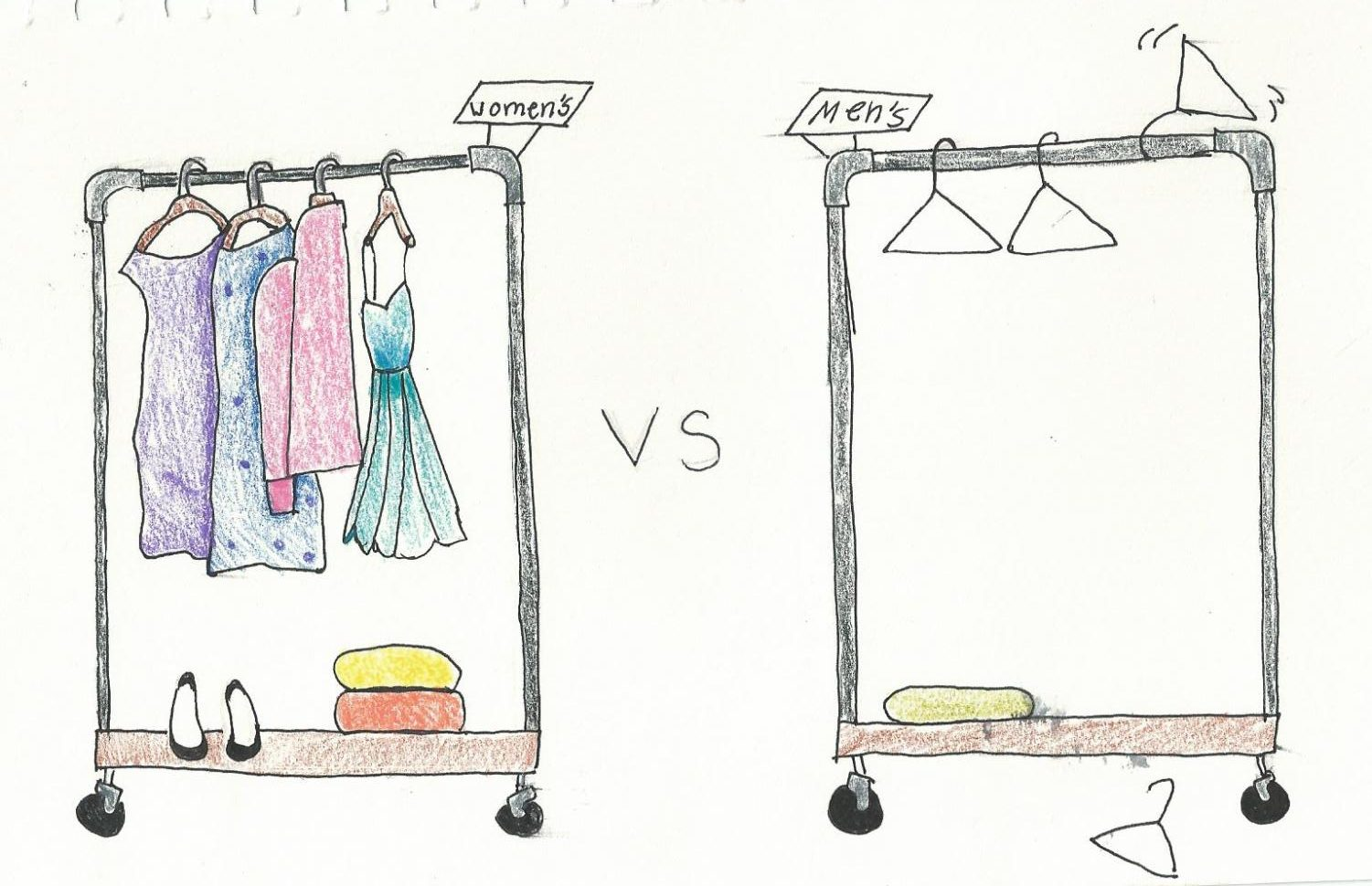 Going from drab to fab: the changing consumers of fashion