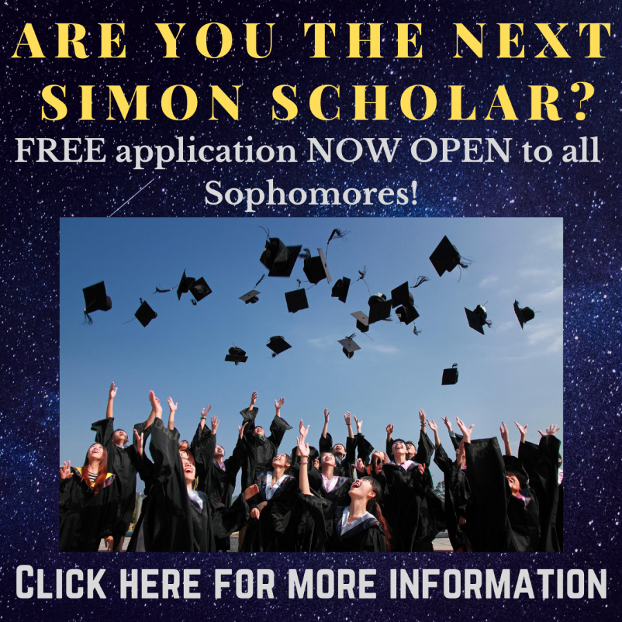 Applying for the Simon Family Foundation Scholarship in 10 steps