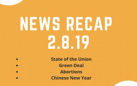 News recap for February 8, 2019