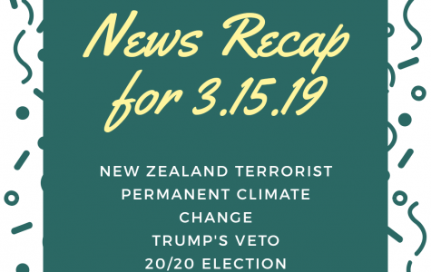 News Recap for March 16, 2019