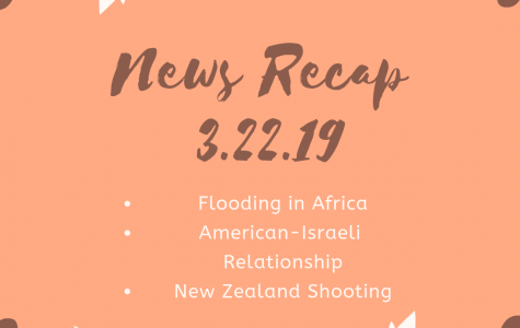 News Recap for March 22, 2019