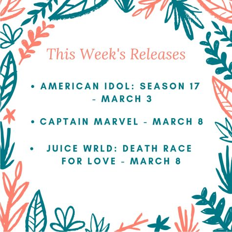 Don't miss out on this week's releases