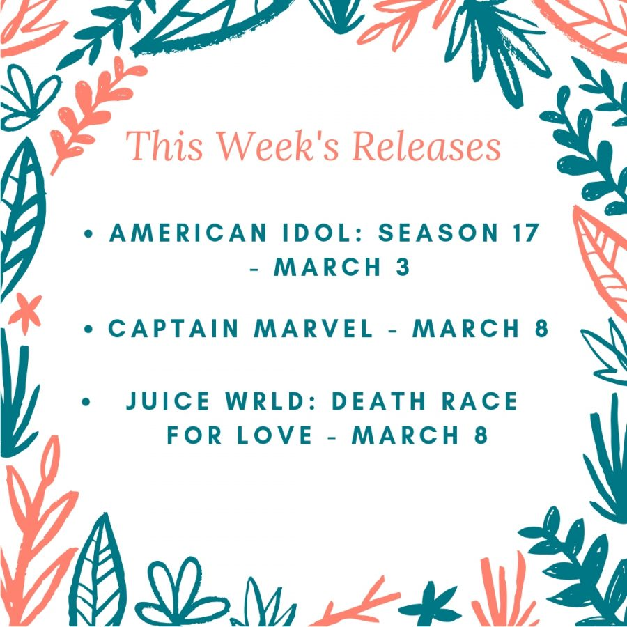 Don't miss out on this week's new releases