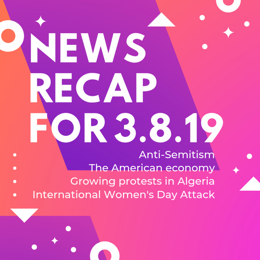 News Recap for March 8, 2019