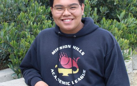 Justin Afable's affable smile is just as bright as his future.