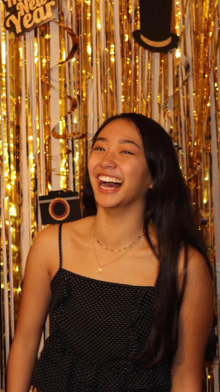 Vanessa Do shines after always doing her best in academics.
