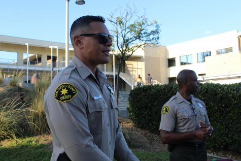 Future Fair: Cadet Reyes marches into his future