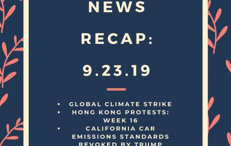 News Recap for September 23, 2019