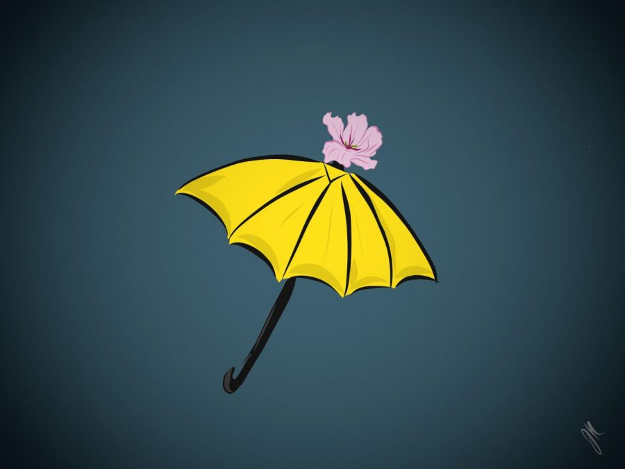 The umbrella, often used by protesters as a makeshift shield, has also become the symbol for Hong Kong's pro-democracy faction.