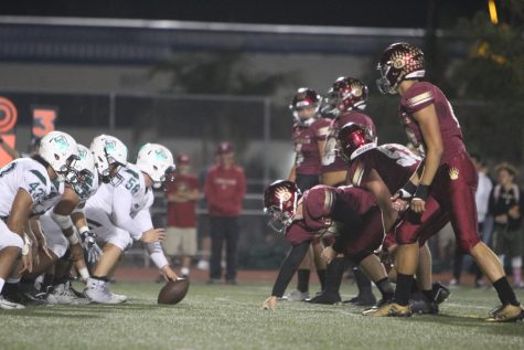 Grizzlies sink the Oceanside Pirates' ship at the homecoming game