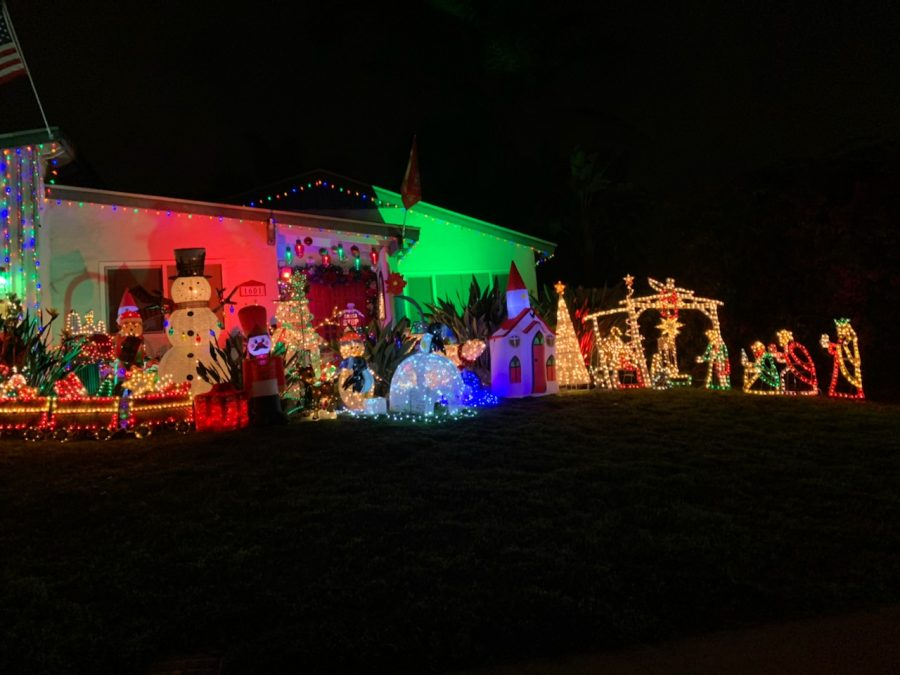 Local wonderlands light up the streets