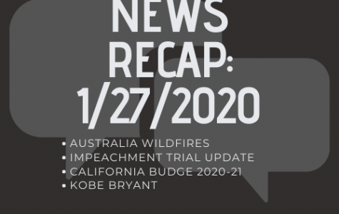 News Recap for January 27, 2019