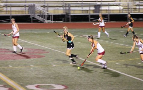 "Kamryn Kinsey is ""hooked"" on field hockey"