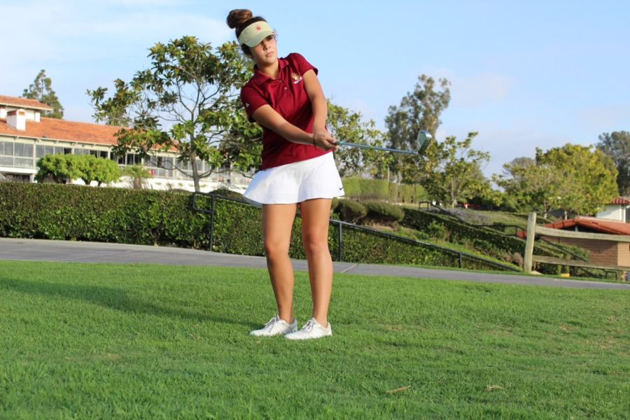"Girls golf has an un""fore""gettable season"