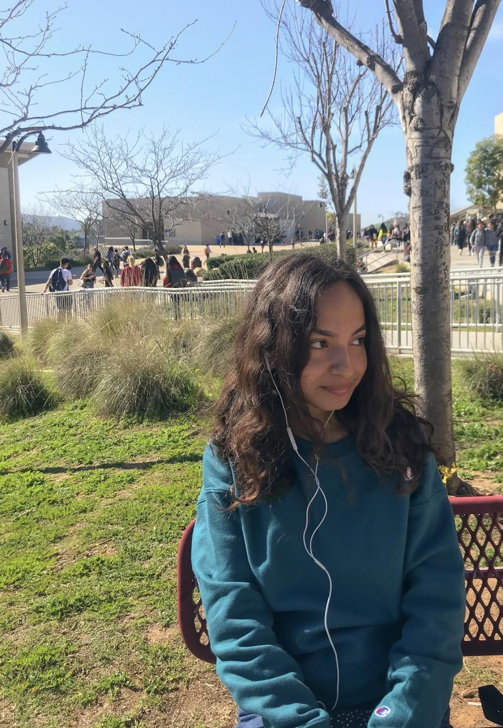 Alexa Juarez's favorite artist is Rex Orange County and listens to his music daily.