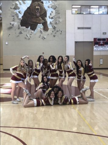 Competition cheer's enthusiasm guides them towards next year's season