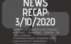 News Recap for March 10, 2019