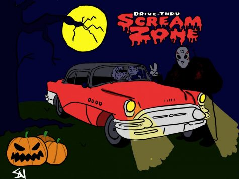 Scream Zone becomes a drive thru