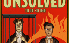 Hosts Shane Madej and Ryan Bergara on the poster for BuzzFeed: Unsolved season seven.