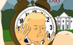 From Groundhog Day with Trump to a sentimental Joe Biden, here are this weeks cartoons.