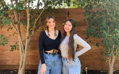 Seniors Alix Kaplan (left) and Kaitlyn Mata (right) founded Tutors 4 Tots as a way to aid their community amidst the pandemic.