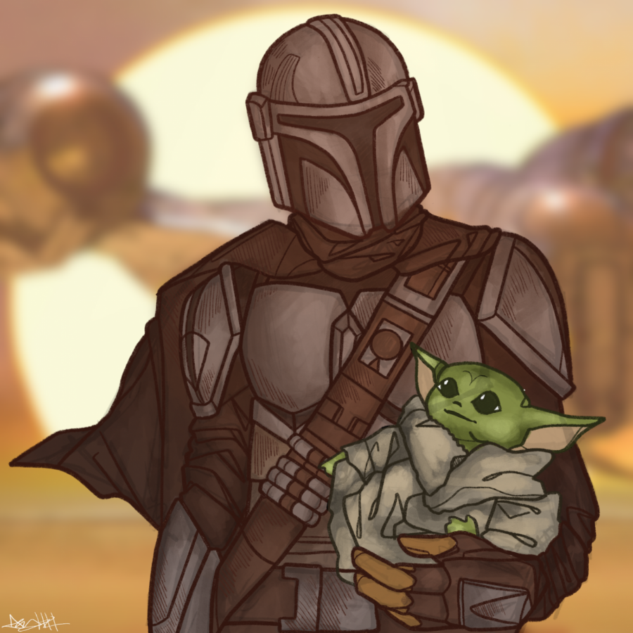 The Mandalorian and Grogu continue their adventures through the galaxy