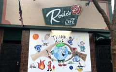 After having to close their doors for good due to business shutdowns, Rosie's Cafe honors essential workers for their support during the pandemic