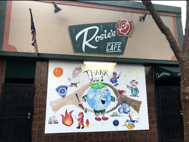 After+having+to+close+their+doors+for+good+due+to+business+shutdowns%2C+Rosies+Cafe+honors+essential+workers+for+their+support+during+the+pandemic