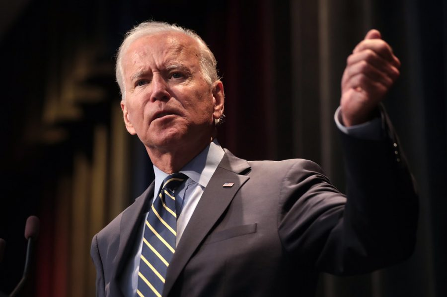 Joe Biden's new presidency come with new promises