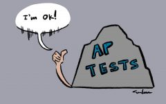 It is that time of year where students are bombarded with AP testing stress.